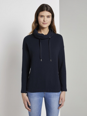 Sweatshirt, Sky Captain Blue, L