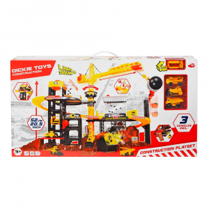 Набор Dickie Toys Construction