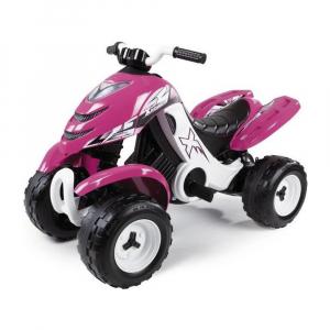 Квадроцикл Smoby X Power (розовый)