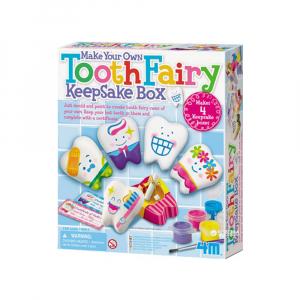 Набор игровой 4M Шкатулка зубной феи