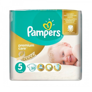Pampers Premium Care 5