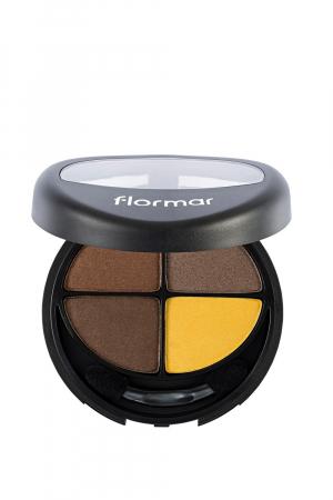 Стойкий блестящий эффект! Тени для век Quartet Eyeshadow, обладают различными оттенками, которые помогут вам создать гламурные цветовые сочетания. Шелковистые блестящие тени для век Flormar обеспечат вам безупречный макияж глаз в течение всего дня.