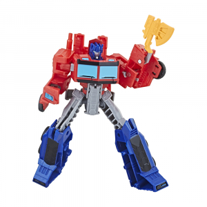 Фигурка Transformers Cyberverse Warrior Class Optimus Prime
