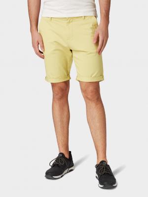 chino shorts, Light Pear Yellow, S