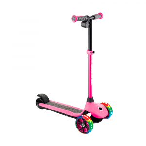 Электросамокат Globber One K E-Motion 4 Neon Pink