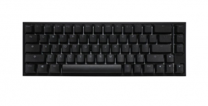 Ducky One 2 SF, Cherry MX Silent Red, Black