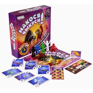 Настольная игра Hobby World Накося выкуси