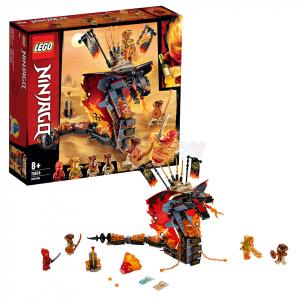 LEGO NinjaGo - «Огненный Кинжал»