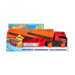 HW MEGA RED HAULER 50TH