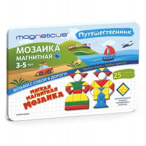 Мозаика-магнитная Magneticus 245 элементов