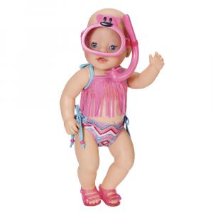 Набор одежды для куклы Baby Born для летнего отдыха