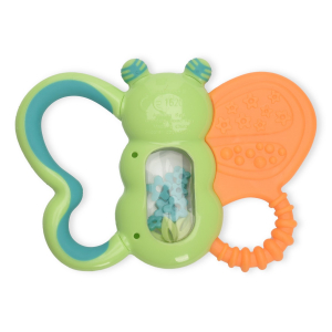 Прорезыватель (игрушка) Chicco Funny Relax Бабочка