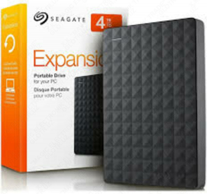 Seagate Expansion 4 TB