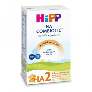 HIPP HA 2 COMBIOTIC ДЕТ. МОЛОЧ. СМЕСЬ 350ГР