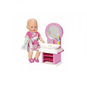 Набор для куклы Baby Born Спа по уходу за зубами