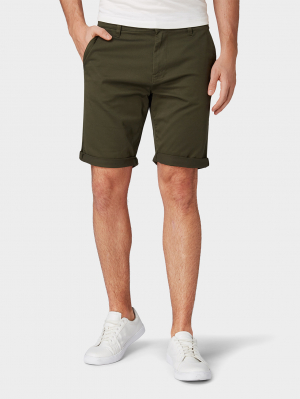 chino shorts, Woodland Green, S