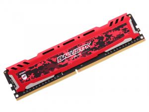 CRUCIAL BALLISTIX SPORT 1x16Gb DDR4 2666MHZ 16-18-18-38