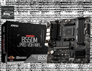 MSI B550M PRO-VDH WI-FI
