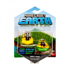 Фигурка Minecraft Undying evoker and Snacking rabbit