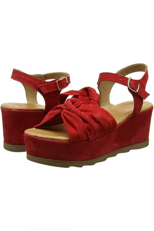 SANDAL          SUEDE            SYNTHETIC RU SYNTHET