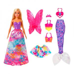 Кукла Барби Русалка-Модница