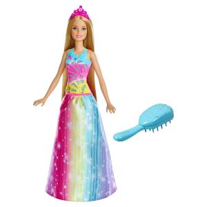 Кукла Barbie Принцесса Радужной бухты