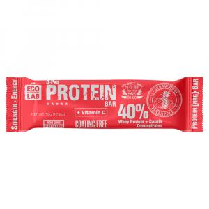 B-Pro Protein Bar со вкусом клубники и ананаса