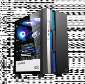 GameMax Brufen C3 Black-Grey
