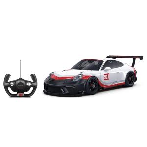 Машина Rastar РУ 1:14 Porsche 911 GT3 CUP Белая 75900
