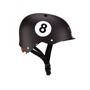 Шлем Globber Helmet Elite Lights size 48/53 cm (черный)