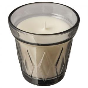 VÄLDOFT ароматическая свеча в стакане