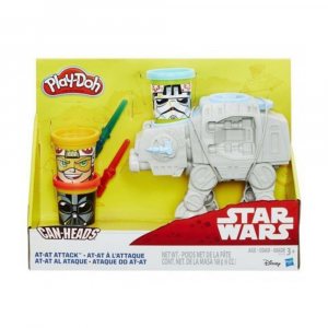 Набор для лепки Play-Doh Star Wars AT-AT attack