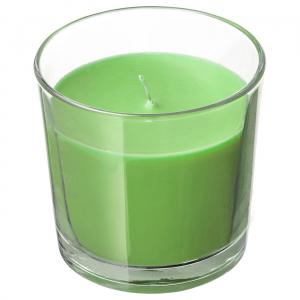 SINNLIG ароматическая свеча в стакане 9