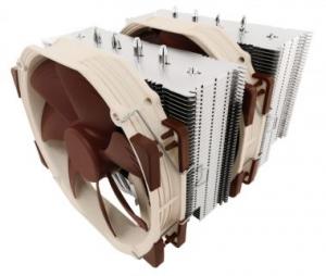 Noctua NH-D15 2xNF-A15PWMpremium fanxLowNoise AdaptorSecuFirm2 Mounting Kit