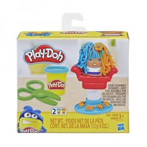 Набор для лепки Play-Doh Mini Веселая парикмахерская