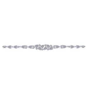 005 - Браслет 94050354 серебро 925°