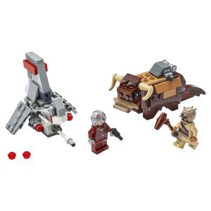 Конструктор LEGO Star Wars Микрофайтеры Скайхоппер T-16 против Банты