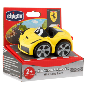 Машинка Chicco Mini Turbo Touch La Ferrari