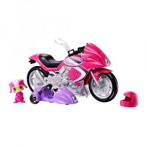 Набор Barbie Spy squad secret agent motorcycle
