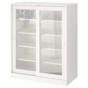 SYVDE шкаф со стеклянными дверцами (арт. 30439565)