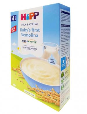Молочная каша HiPP Milk Pap с пробиотиками 250 гр
