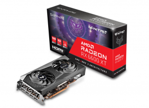 SAPPHIRE RADEON RX 6600 XT NITRO+ RGB GAMING 8GB (Только в сборках)