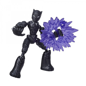 Фигурка Avengers Marvel Bend and Flex Black Panther