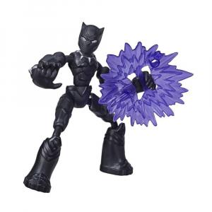 Фигурка Avengers Bend and Flex Black Panther