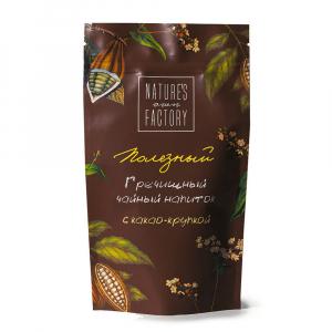 Гречишный чай  какао-крупка  100г Nature s Own Factory