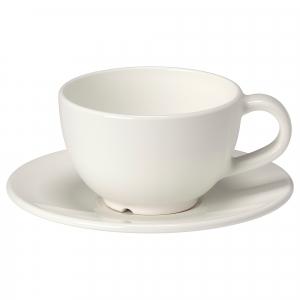 VARDAGEN чашка кофейная с блюдцем (арт. 00288313)