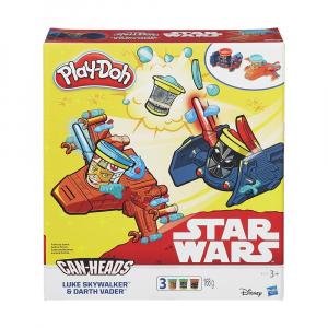 Набор для лепки Play-Doh Star Wars Миссия на Эндоре