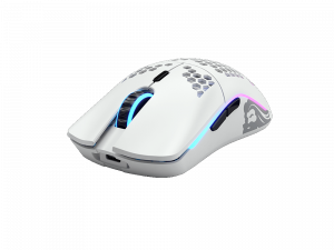 Glorious Model O Wireless Matte White