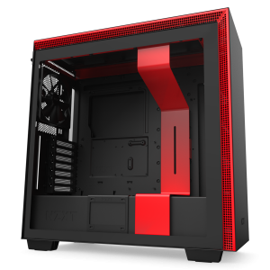 NZXT H710 Red/Black