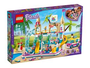 Конструктор LEGO Friends Летний аквапарк